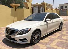 Mercedes Benz S550 2015 for sale in Sharjah