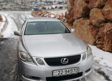 Used condition Lexus GS 2005 with 100,000 - 109,999 km mileage