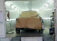 ورشة كانتيليفير  لتصليح السيارات