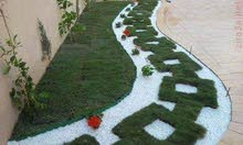 تصميم الحدائق تنسيق الحدائق