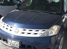 Automatic Blue Nissan 2006 for sale