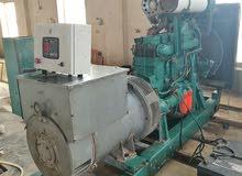 مولد كهرباء فولفو 300 كيلو فولت أمبير حالة ممتازة