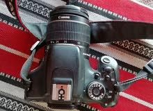 للبيع كاميرا كانون 600D
