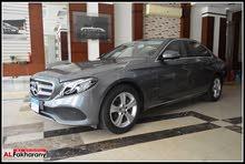 •Mercedes E180 - Model 2017 - Avant garde