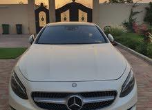 نوع السيارة: Mercedes S 500 Coupe  وارد ألمانيا  مواصفات خليجية فل 6 فصوص .     V8 Twin Turbo