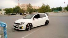 Volkswagen GTI 2013 For sale - White color