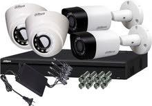 فني كاميرات مراقبة و شبكات