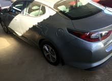 Automatic Green Kia 2014 for sale