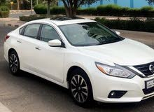 Nissan Altima car is available for sale, the car is in  condition