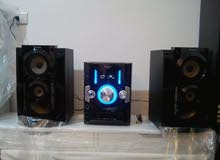 New Stereo up for sale