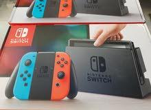 نيتندو سويتش جديد Nintendo switch