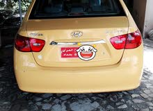 For sale 2010 Yellow Elantra