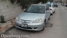 Manual Silver Honda 2005 for sale