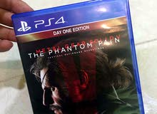 phantom pain 4 sale للبيع