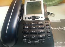 جهاز تليفون ارضي بخصائص ذكية