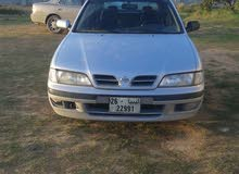 Manual Silver Nissan 1997 for sale