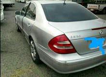 1 - 9,999 km Mercedes Benz E 320 2003 for sale