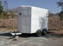 عربت خيل مستخدمه للبيع