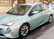 Toyota Prius car for sale 2017 in Amman city