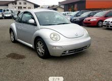 Used condition Volkswagen Beetle 2001 with +200,000 km mileage