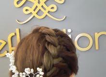 مصففة شعر