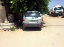 Grey Hyundai Santa Fe 2002 for sale