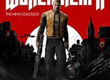 للبيع Wolfenstein 2 Xbox one