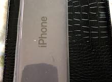 ايفون 8 بلس جديد بلكرتونه مكفول ابل عالميا لون اسود