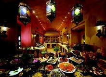 مطاعم ومطابخ  الراشدي بمحافظة العارضة للاكلات الشعبية والاستعداد التام لكافة الحفلات والمناسبات