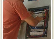 جميع خدمات كهرباء المنازل وصناعية