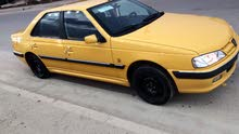 Manual Yellow Peugeot 2015 for sale