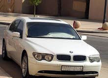 Used BMW 745 in Zarqa