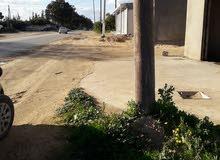 ارض في تاجوراء بعد طريق المجمع الصناعي علي الرئيسي متلت بئرالعالم