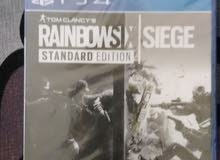 لعبة القوات الخاصة والتدخل السريع rainbow six siege جديييدة بسعر عرطة