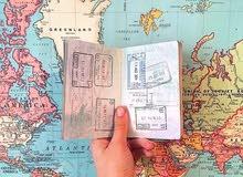 تأشيرات الشنغن (بزنس) ايطاليا فرنسا اسبانيا هولندا المانيا سويسرا