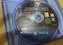 لعبه jump force
