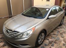 For sale 2012 Gold Sonata