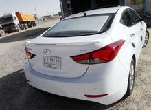 Hyundai Elantra car for sale 2015 in Dhi Qar city