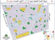 للبيع قطعة ارض في مصر اكتوبر الجديدة