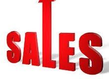 مندوب مبيعات