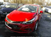 Gasoline Fuel/Power   Chevrolet Cruze 2017