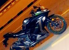 Kawasaki motorbike made in 2015 for sale