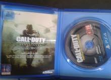 cod infinity warfare +COD MW remastered