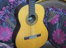 Sweet sound And clear Kawashina Guitar made in Japan