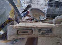 قطع غيار حفارة كتر بلر موديل 2004 عقل شاشة جوزات كنترول بورد كهرباء كامل