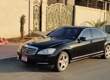 مرسيدس اس 550 اي ام جي 2007 محولة 2012