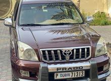 سيارة تويوتا برادو 2009 للبيع