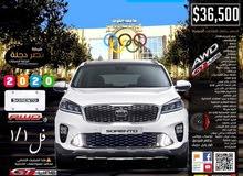 تعلن شركة نصر دجلة لتجارة السيارات عن توفر سورينتو GTline دبل شباك