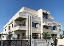 شقة فاخرة للبيع في عمّان الغربية ( إسكان المنصور )
