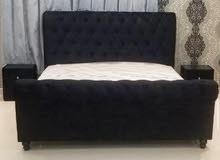 Brand New Crushed velvet bed Frame For sale
